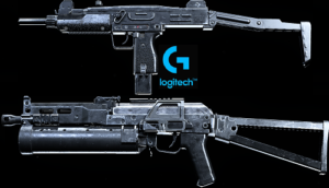 macros for warzone on bizon and uzi - logitech