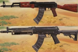macros for call of duty mobile on AK47 & AK117 - x7, bloody