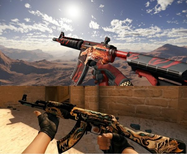 macros for csgo on ak47 and m4a4