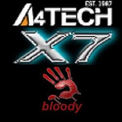 МАКРОСЫ ДЛЯ X7 & BLOODY